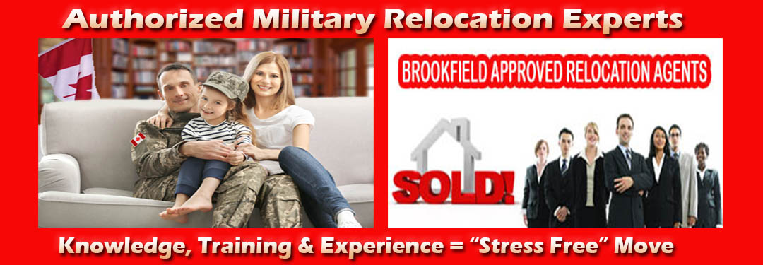 Authorized Milirtary Relocation Experts Head